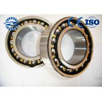 Gcr15 Material Single Row Angular Contact Ball Bearing 7212AC 60mm * 110mm * 22mm Manufactures