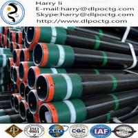 shopping spiral welded steel pipe for galvanized steel pipe spiral high precision Cold drawn casing tubing pipe Manufactures
