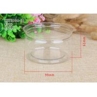 Tea Packaging Clear Plastic Cylinder Plastic Cylinder Containers With Lids Manufactures