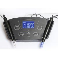 Black Pearl Digital Permanent Makeup Machine , Eyebrow Tattoo Equipment Manufactures