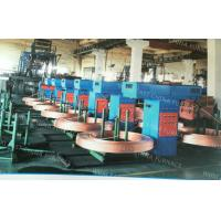 China Upcasting Process Oxygen Free Copper Rod Continuous Casting Machine Annnual 5000MT D8-15mm on sale