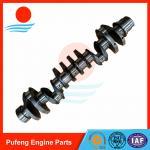 forged crankshaft manufacturer Hino P11C crankshaft for KOBELCO excavator SK460-8 Manufactures