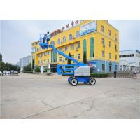Buy cheap Multi Motion Elevated Work Platform , Self Propelled Cherry Picker Well Designed from wholesalers