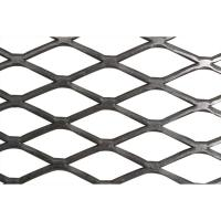 """1-1/2"""" #9 Carbon Steel Expanded Metal Mesh Flat For Wind Guards Manufactures"""