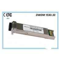 10G DWDM XFP Optical Transceiver 1530.33nm 80KM DWDM-XFP-30.33 Manufactures