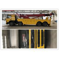 Buy cheap 45m Length of steel cable VOLVO Road Wrecker Rated pulling power of winch from wholesalers