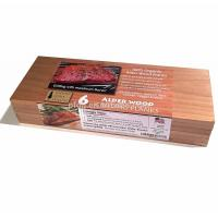 Eco Friendly Wood Sawn Timber For Packing Salmon Fish Steak Veggies Manufactures