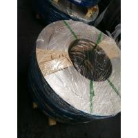 China Inconel Alloy Stainless Steel Coils , Inconel 625 Strip Bright Annealed 0.38*205mm on sale