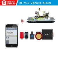 E-bike anti theft alarm gps tracker with free APP website software  RF-V12+ Manufactures