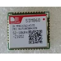 SIMCom  Wireless  GSM/GPRS+GPS/GNSS Module  SIM868 instead of SIM908 and SIM808 Manufactures