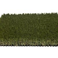 Environmental Plastic Residential Artificial Grass , Fake Lawn Grass Manufactures