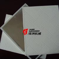 High Performance Plaster Board Laminating Machine PLC Electrical Control Manufactures