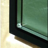 China 12-30mm thick double pane glass / double glazing glass on sale