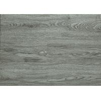 Grey Self Adhesive SPC Vinyl Flooring Multiple Styles High Click Strength Manufactures