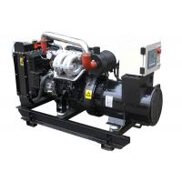 China 12kw 24v Gas Powered Generator , Cummins Generator Set 3 Phases 4 Lines on sale