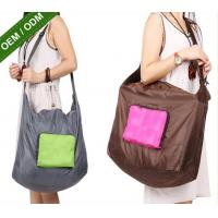 Wholesale Sale Chinese Promotional Foldable Polyester Large Shopping Bags