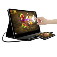China 13.3 Inch Ultra Thin 10 Points Touch IPS 1080P HDMI USB Type C Portable Monitor on sale