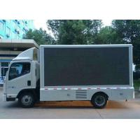 Low Power SMD Truck Mobile Led Display , Mobile Video Screens For Outdoor Manufactures