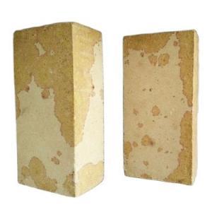 China hight uality refractory Fire Silica Brick glass kiln used on sale