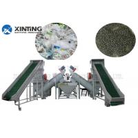China Bags Waste Plastic Washing Machine PE Film Recycling Machine 24 Hours Stable Running on sale