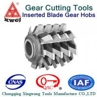 Inserted Blade Gear Hobs Manufactures