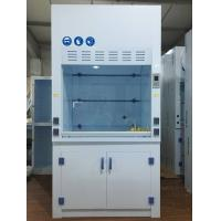 Custom Size Sinks PP Fume Hood 2350*1200*850mm For Food Research Labs Manufactures