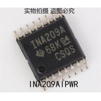 INA209AIPWR  IC CURRENT MONITOR 1% 16TSSOP Manufactures