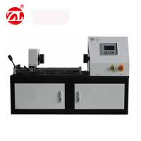 LCD Screen Cable Testing Machine / Metal Wire Torsion Tester One - Way And Bidirectional Twisting Manufactures