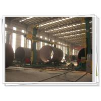 Buy cheap Land Wind Steel Tube Tower Robust Structure Welding Column Boom With Trolley from wholesalers