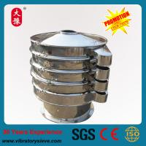 China Discount vibrating screen / sand vibrating sieve machine /vibrating sieve shaker on sale