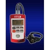 Portable Ultrasonic Thickness Gauge 0.8mm - 225mm Pulse Echo With Dual Probe Manufactures