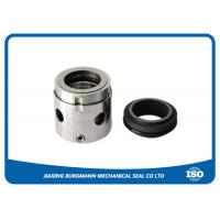 Tungsten Carbide Face Single Mechanical Seal With Single Spring Structure Manufactures