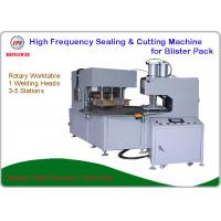 Buy cheap Dual Head Rotary HF Sealing and Cutting Machine for Tools and Household from wholesalers
