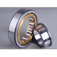 China Single Row Cylindrical Roller Bearing Low Noise Brass Cage 0.311Kg NU207EM on sale