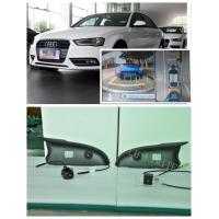 360  Degree Bird View Parking System DVR Car Backup Camera Systems High Resolution For Audi A4L