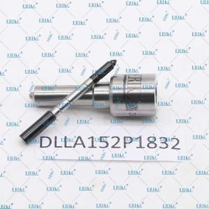 ERIKC DLLA 152P 1832 Fuel Injector Nozzle DLLA152P1832 common rail injector nozzles DLLA 152P1832 For 0445120162 Manufactures