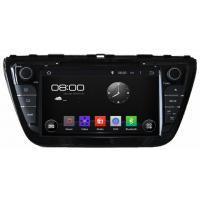 China Ouchuangbo Auto GPS Navigation DVD Multimedia Kia for Suzuki SX4 /S Cross 2014 Pure Android 4.4 System OCB-8073D on sale