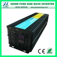 China New 5000W DC12V AC220V Pure Sine Wave Power Inverter (QW-P5000D) on sale