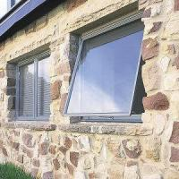 High Quality 65 Series Aluminum Thermal Break Awning Windows Manufactures