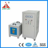 China Steel Bolt Induction Heating Forging Machine (JLC-80KW) on sale