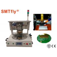 Heavy Duty Hot Bar Soldering Machine CCD Camera System Pulse Heat Technology Manufactures