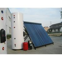 Split Heat Pipe Pressurized Solar Water Heater Manufactures