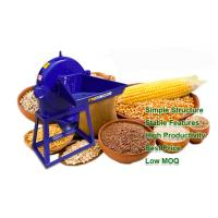 Quality Light Weight Home Blue Malt Grain Mill For Beer Making , Maize Milling Machine for sale