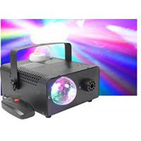 Mini 400w 2 in 1 Stage Fog Machine / Stage Smoke Machine With Crystal Ball Light Manufactures