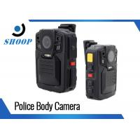 33MP Infrared Cops Should Law Enforcement Wear Body Cameras WIFI Multi - Function Manufactures
