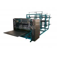 Custom Cotton Pad Machine Discharge Makeup Cotton Machine 800 - 3000 Tablets / Minute Manufactures