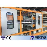 380V / 220V Thermocol Plate Making Machine With Polystyrene Raw Material Manufactures