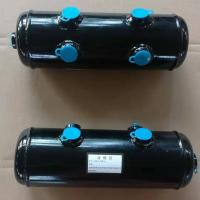 China Customizing auto spare parts 5L heavy truck sprayed air reservoir air tank on sale