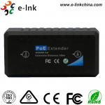 10 / 100M POE Power Over Ethernet Extender Support Cascade For Long Range POE Solution Manufactures