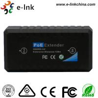 10 / 100M POE Power Over Ethernet Extender Support Cascade For Long Range POE Solution Manufactures